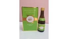 เครื่องดื่มน้ำผลไม้รวม 100% ตรา ทริบเปิ้ล-เอเอเอ (Tripple AAA 100% Multifruit Juice) 350 ml.